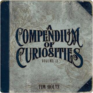 Tim Holtz Idea-Ology 'Compendium Of Curiosities 2' Book