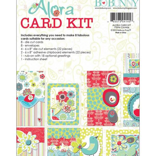 Alora Card Kit