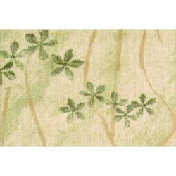 Nourison Home Woven Textures Beige Rug (5'3 x 7'5)