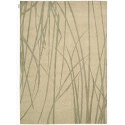 Nourison Home Woven Textures Beige Rug (1'9 x 2'9)