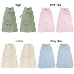 Halo Cotton Swaddle SleepSack (Pack of 2) (3 options available)