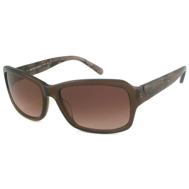 Calvin Klein Women's CK7793S Rectangular Sunglasses