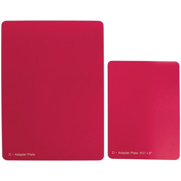 "Grand Calibur Spacer 8.5""X6""-Raspberry"