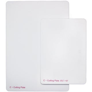 Spellbinders Grand Calibur Junior White Plastic Cutting Plate