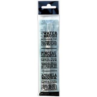 Ranger Tim Holtz Six-inch Water Brush with Detailer Brush Nib
