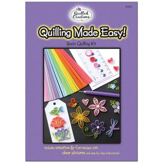 Quilling Kit-Quilling Made Easy|https://ak1.ostkcdn.com/images/products/6721087/P14269719.jpg?impolicy=medium