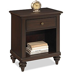 Copper Grove Holmsley Night Stand Espresso Finish