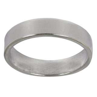 Handmade Men's Sterling Silver 'Trust the Moon' Ring (Thailand)