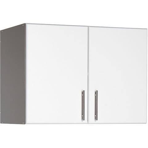 Prepac Winslow Elite 32-inch Stackable Wall Cabinet, Multiple Finishes - 32 Inch