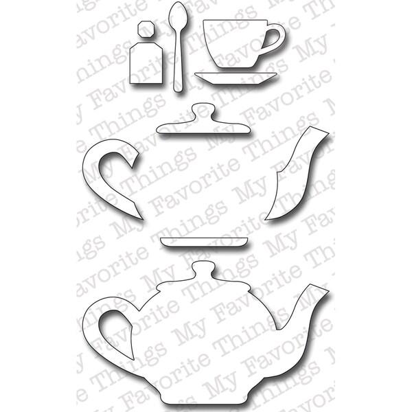 Die-Namics Die-Always Time For Tea (Die Only)