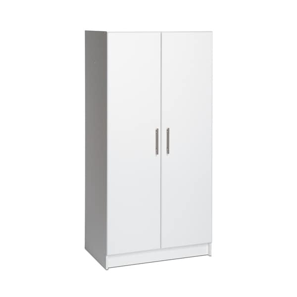 Prepac Elite 32-inch Wardrobe Cabinet, Multiple Finishes - 32 Inch. Opens flyout.