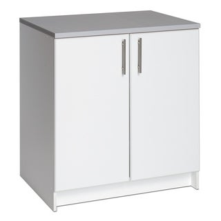 Winslow White 32-inch Elite Base Cabinet with 2 Doors