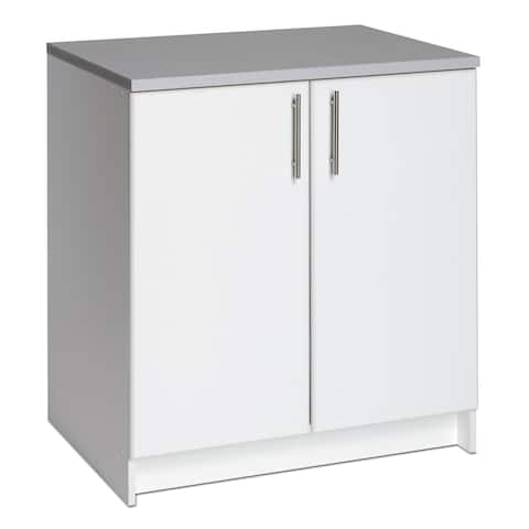 Prepac Winslow Elite 32-inch Base Cabinet, Multiple Finishes - 32 Inch