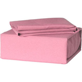Veratex Star Dance Pink Polyester Sheet Set