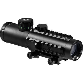 Barska 4x30 Tactical Multi-Rail Electro Sight