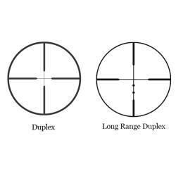 Leupold VX-2 3-9x50mm Duplex Reticle Rifle Scope - Thumbnail 1