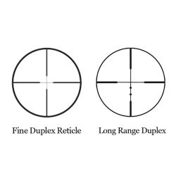 Leupold VX-2 4-12x40mm Duplex Reticle Rifle Scope - Thumbnail 1