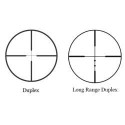 Leupold VX-2 4-12x50mm Duplex Reticle Rifle Scope