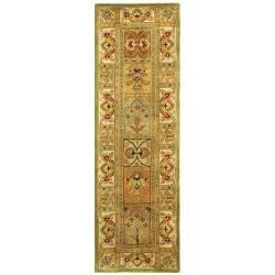 Safavieh Handmade Classic Empire Wool Panel Rug (2'3 x 16')