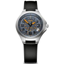 Victorinox Swiss Army Women's Base Camp Charcoal/Orange Watch|https://ak1.ostkcdn.com/images/products/6722394/79/731/Victorinox-Swiss-Army-Womens-Base-Camp-Charcoal-Orange-Watch-P14270778.jpg?impolicy=medium