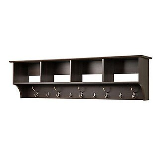 Everett Espresso 60-inch Wide Hanging Entryway Shelf|https://ak1.ostkcdn.com/images/products/6722432/P14270793.jpg?_ostk_perf_=percv&impolicy=medium