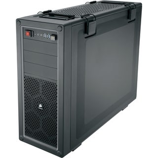 Corsair Vengeance C70 Mid-Tower Gaming Case - Gunmetal Black