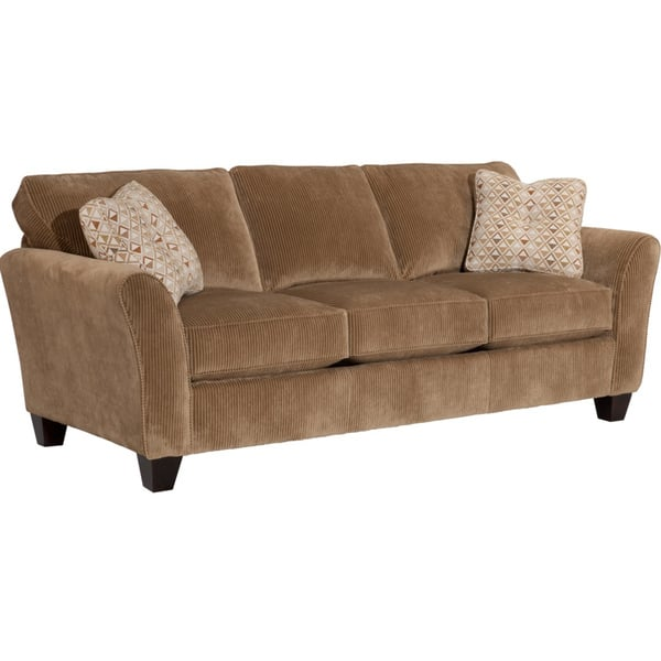 Morgan Corduroy Textured Sofa