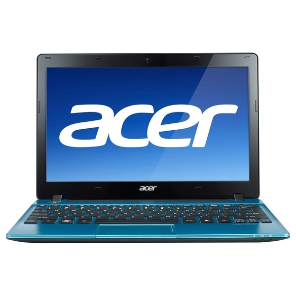 "Acer Aspire One 725 AO725-C62bb 11.6"" LCD Netbook - AMD C-Series C-60"