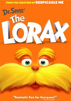 Dr. Seuss' The Lorax (DVD)