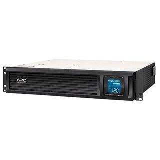 APC by Schneider Electric Smart-UPS C 1000VA 2U LCD 120V