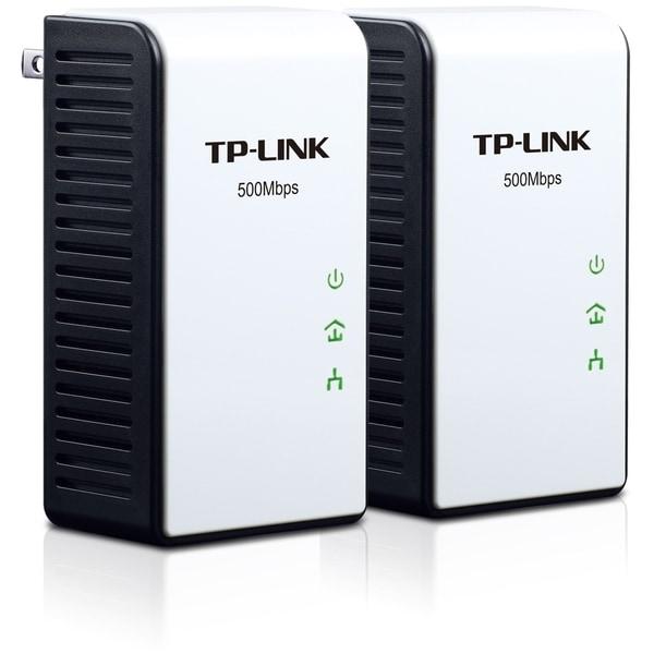 TP-LINK AV500 Gigabit Powerline Adapter Starter Kit