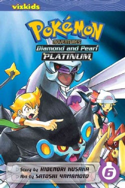 Pokemon Adventures 6: Diamond and Pearl / Platinum (Paperback)