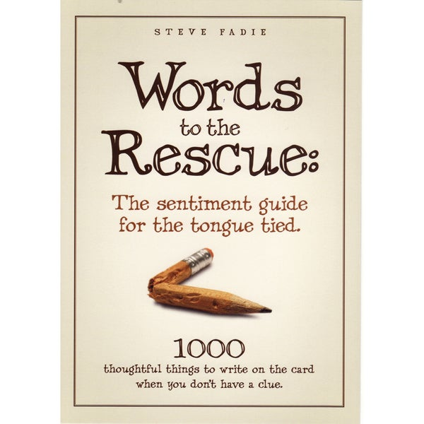 Orange Sky Books-Words To The Rescue