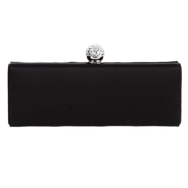 Carlo Fellini Telma Black Evening Bag