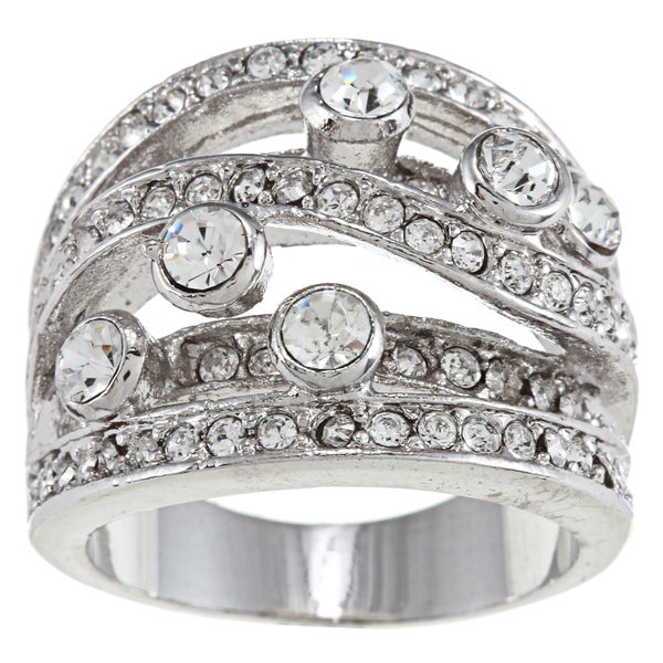 Cz, Moissanite & Simulated New Fashion Brilliant Cut Birthstone Wedding Sterling Silver Clear Baguette Cz Fashion Ring