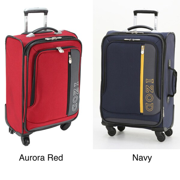 Journey 2.0 20-inch Expandable Carry On Spinner Upright