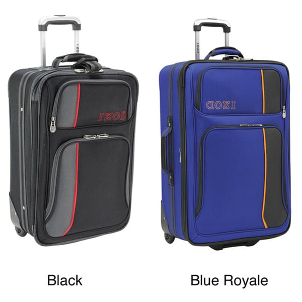 Allure 21-inch Expandable Carry-on Upright