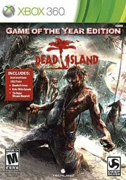 XBox 360 - Dead Island: Game of the Year Edition