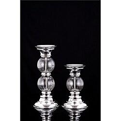 Lakeside Glass Globe/ Aluminum Holders (Set of 2)|https://ak1.ostkcdn.com/images/products/6727123/Lakeside-Glass-Globe-Aluminum-Holders-Set-of-2-P14274744.jpg?_ostk_perf_=percv&impolicy=medium