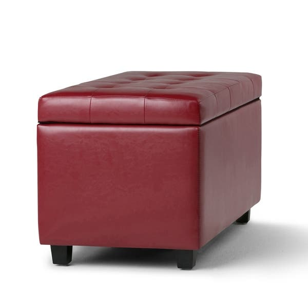 Sensational Shop Wyndenhall Essex 34 Inch Wide Contemporary Storage Frankydiablos Diy Chair Ideas Frankydiabloscom