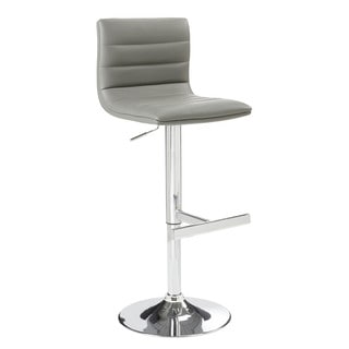 Sunpan 'Urban Unity' Motivo Grey Adjustable Barstool