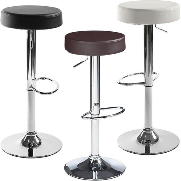 Sunpan Paris Adjustable Barstool
