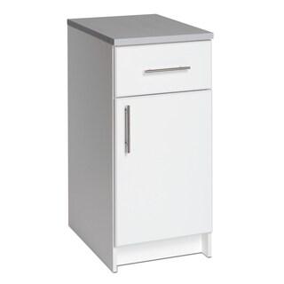 Prepac 'Winslow Elite' White Worktop Standing Cabinet