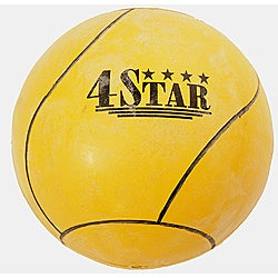 Defender Overall Great Yellow Rubber Tether Ball (Size Seven)