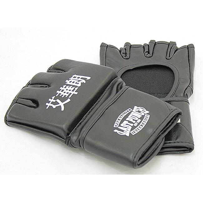 Defender Grappling MMA Large UFC Style Training Gloves