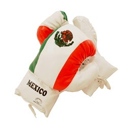 Defender Mexican 16-ounce Boxing Gloves