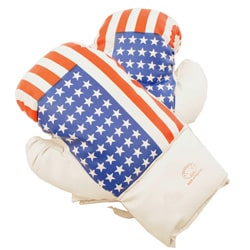 Defender USA 6-ounce Boxing Gloves