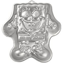 'Spongebob Squarepants' Novelty Cake Pan