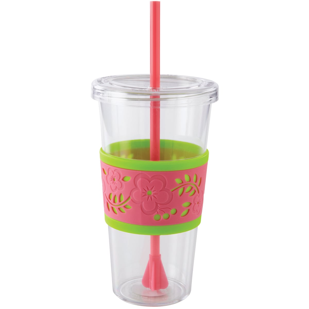 Sierra Tumbler 2 Layer 24 Ounce-Pansy
