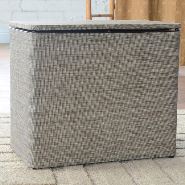 Cambria bench hamper free shipping today 14275979 - Modern hamper with lid ...